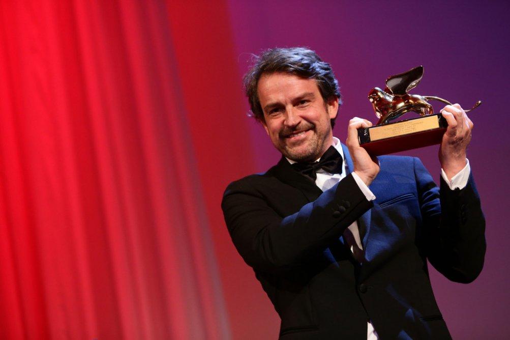 Lorenzo Vigas, vincitore del Leone d'Oro a Venezia 2015 con Desde Allà
