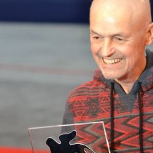 Venezia 2015: Jonathan Demme con il Persol Tribute to Visionary Talent Award 2015