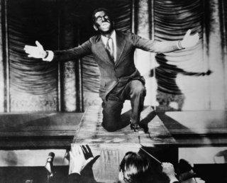 The Jazz Singer, un'immagine del film