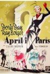Locandina di Aprile a Parigi