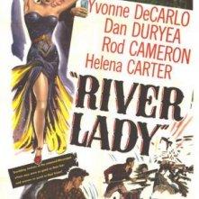 Locandina di La signora del fiume