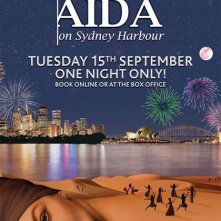 Locandina di Aida On Sydney Harbour