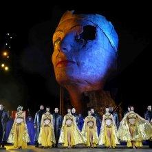 Aida on Sydney Harbour: un'immagine tratta dallo spettacolo filmato