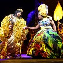 Aida on Sydney Harbour: un'immagine tratta dalla rappresentazione dell'opera di Verdi