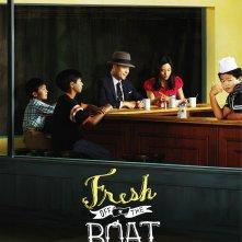 Fresh Off the Boat: la locandina della seconda stagione