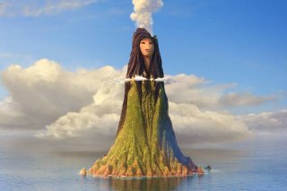 Lava: un'immagine del film breve d'animazione targato Pixar