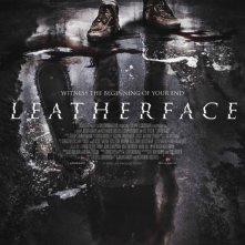 Locandina di Leatherface