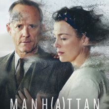 Manhattan: una locandina della seconda stagione