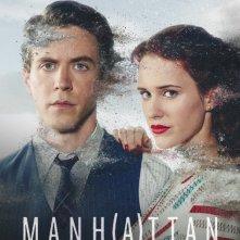 Manhattan: la locandina della seconda stagione