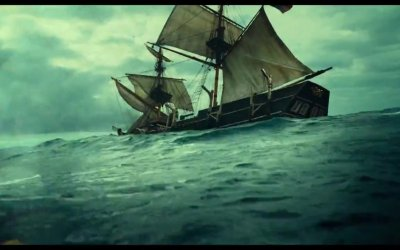 Trailer 2 - In The Heart of the Sea