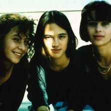 Le amiche del cuore: Carlotta Natoli, Asia Argento e Claudia Pandolfi