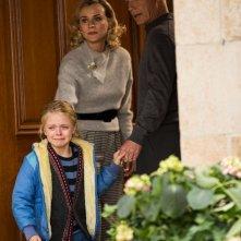 Padri e figlie: Kylie Rogers, Diane Kruger e Bruce Greenwood in un momento del flim
