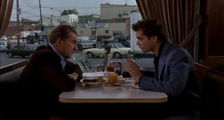 Robert De Niro e Ray Liotta in Quei bravi ragazzi