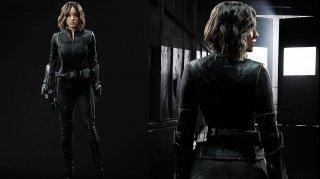 Agents of S.H.I.E.L.D.: concept art del nuovo costume di Chloe Bennet