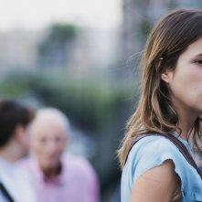 La prima luce: Daniela Ramirez in un'immagine del film