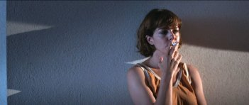 L'esigenza di unirmi ogni volta con te: un'immagine che ritrae la protagonista Claudia Gerini
