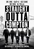 Locandina di Straight Outta Compton