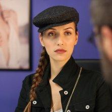 Stalking Eva: la protagonista Ksenia Kapinos in un'immagine del film