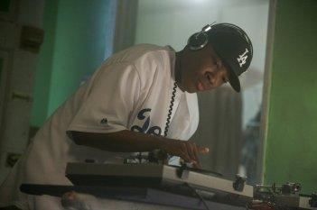 Straight Outta Compton: Corey Hawkins in un'immagine tratta dal film