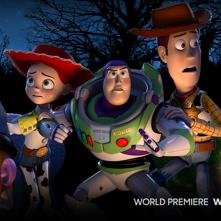 Toy Story of Terror - una scena