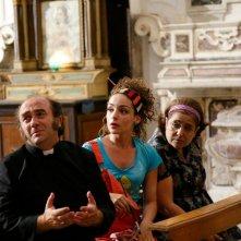 A Napoli non piove mai: Valentina Corti in un'immagine del film