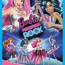 Locandina di Barbie Principessa Rock