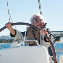 Dietro gli occhiali bianchi: Lina Wertmüller in un'immagine del documentario a lei dedicato