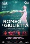 Locandina di Royal Opera House: Romeo e Giulietta