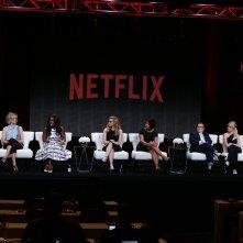 Orange is the New Black: un momento del panel della Television Critics Associations