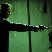 Reversal - La fuga è solo l'inizio: Tina Ivlev e Richard Tyson in un'immagine tratta dal thriller