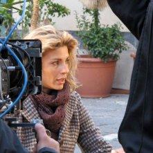 Barbara ed Io: Martina Colombari sul set del film