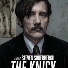 The Knick: Clive Owen in una locandina della seconda stagione