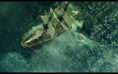 Trailer italiano 2 - Heart of the Sea - Le origini di Moby Dick