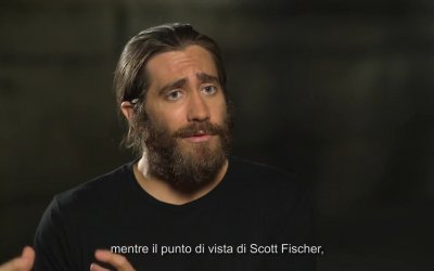 Featurette 'Scott Fischer' - Everest