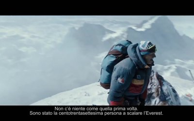 Featurette 'Scalare l'Everest' - Everest