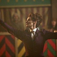 Doctor Who: un'immagine di Michelle Gomez in The Magician's Apprentice