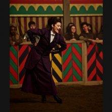 Doctor Who: l'attrice Michelle Gomez in The Magician's Apprentice