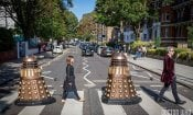 Doctor Who come i Beatles ad Abbey Road