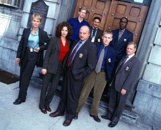 Il cast di NYPD - New York Police Department