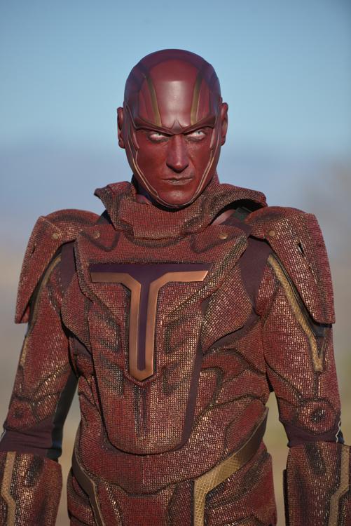Supergirl: Iddo Goldberg è Red Tornado nella prima immagine