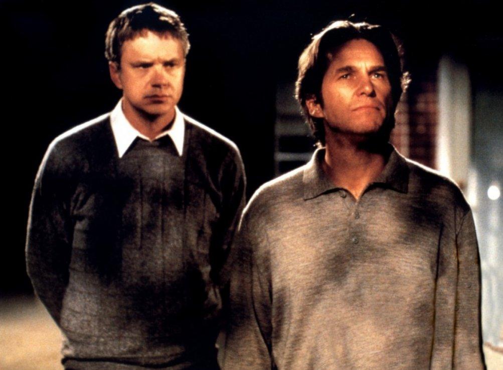 Arlington Road: Jeff Bridges e Tim Robbins