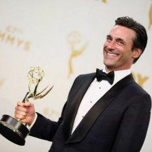 Emmy 2015: Jon Hamm finalmente premiato per l'ultima stagione di Mad Men