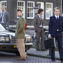 Il caso Freddy Heineken: Sam Worthington e Jim Sturgess in un'immagine tratta dal film
