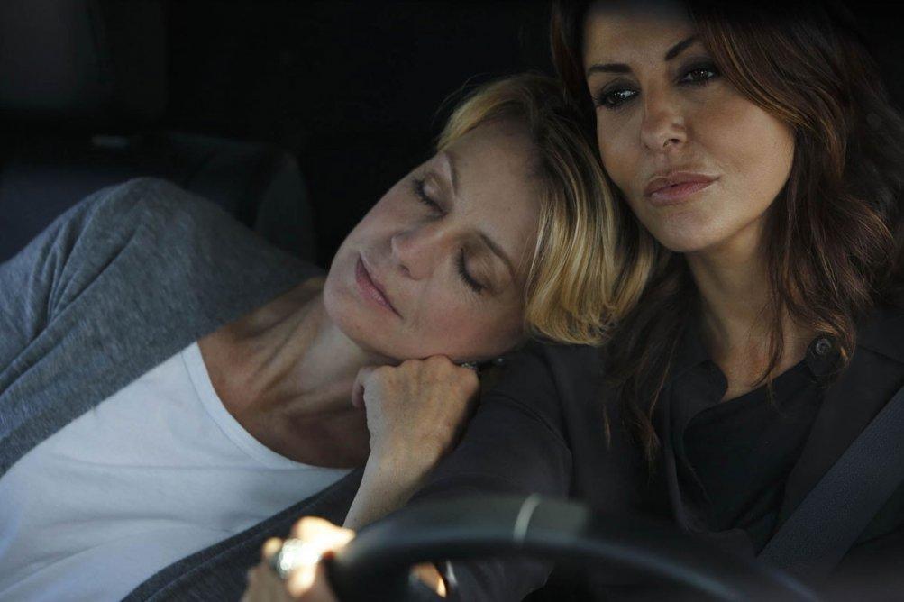Io e lei: Margherita Buy e Sabrina Ferilli in un intimo momento del film