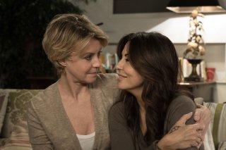 Io e lei: Sabrina Ferilli e Margherita Buy in un'immagine tratta dal film