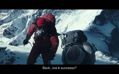 Featurette 'Beck Weathers' - Everest