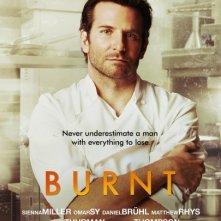 Burnt: la locandina ufficiale del film