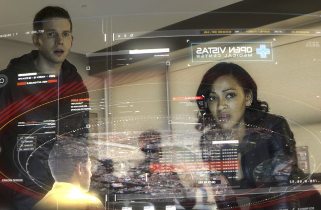 Minority Report: un'immagine del pilot della serie