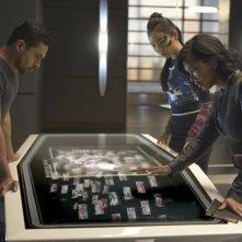 Minority Report: una scena del pilot della serie