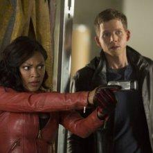 Minority Report: Stark Sands e Meagan Good del pilot della serie